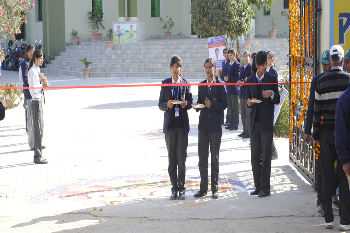 Indus Valley Public School-Opening
