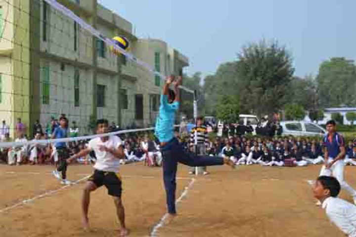 Indus Valley Public School-Volly Ball