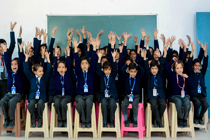 Indus Valley Public School-Kids