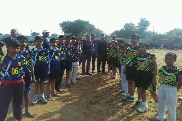 Indus Valley Public School-Sports