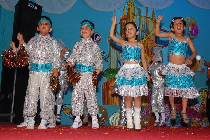 International Bharti School-Annual Day