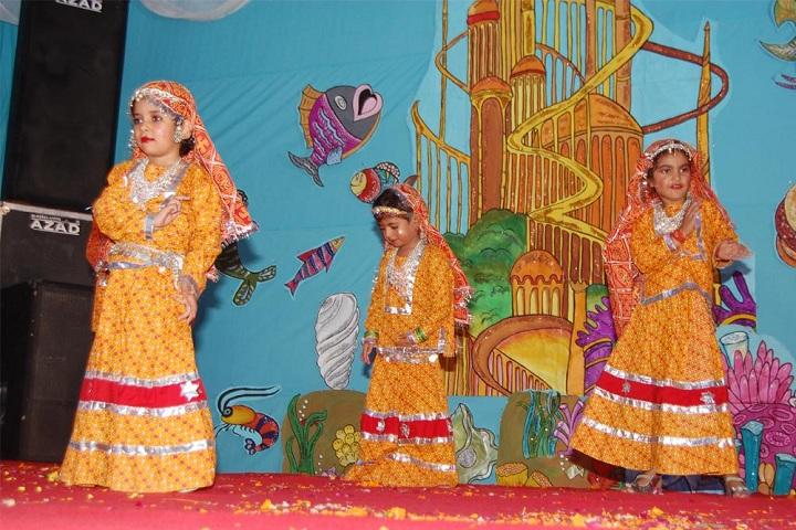 International Bharti School-Cultural Fest
