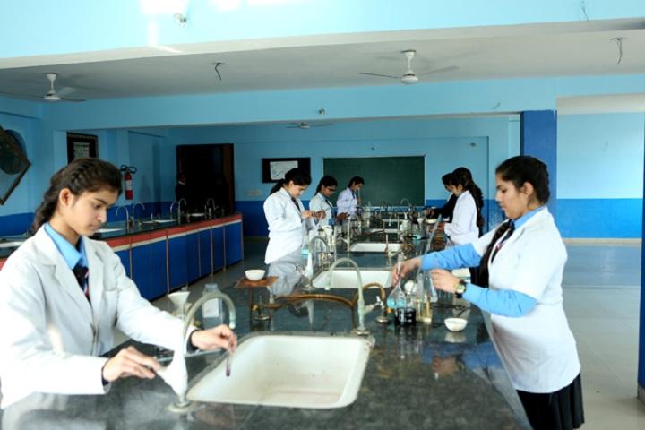 International Bharti School-Lab