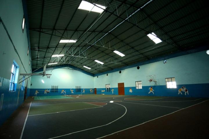 International Bharti School-Sports Acadamy