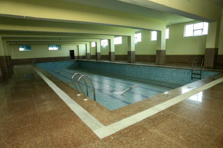 International Bharti School-Swimming Pool