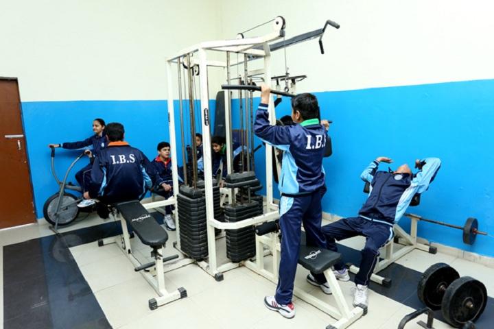 International Bharti School-Gym