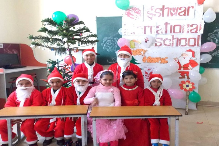 Ishwar International School-Christmas Day