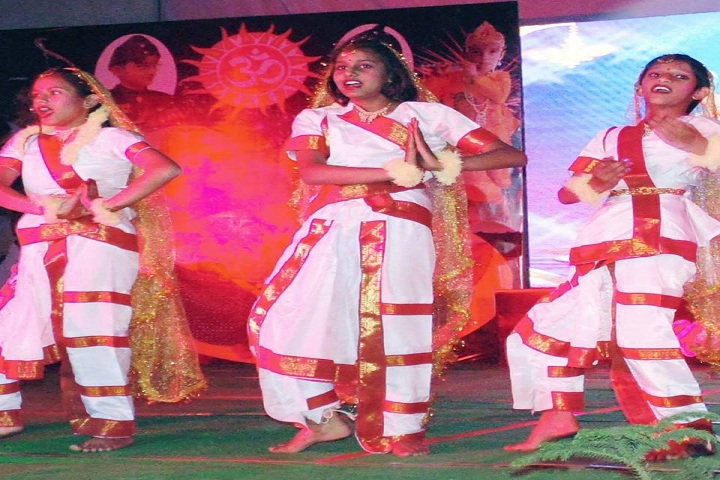 Ishwar International School-Dances
