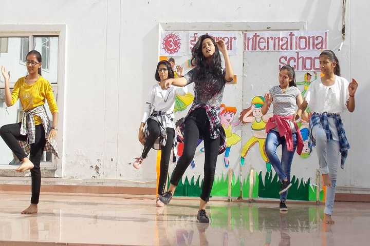 Ishwar International School-Folk Dances