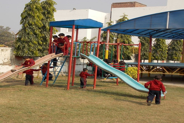 Ishwar International School-Play Area