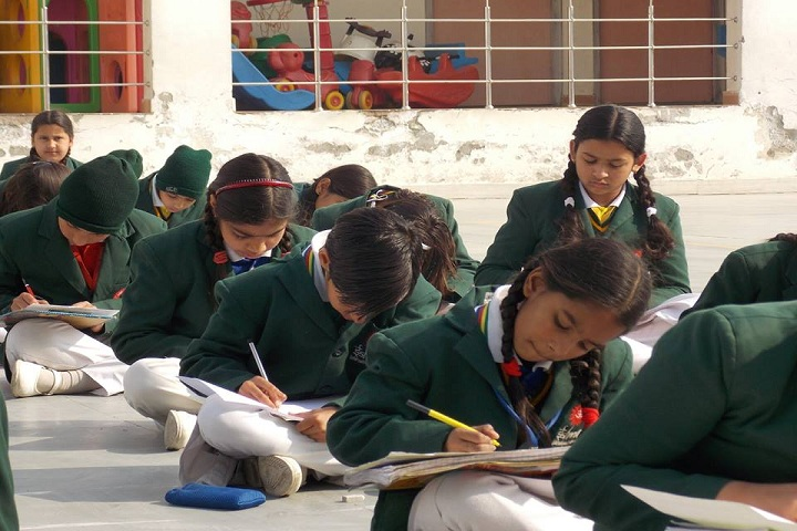 Ishwar International School-Study Hour