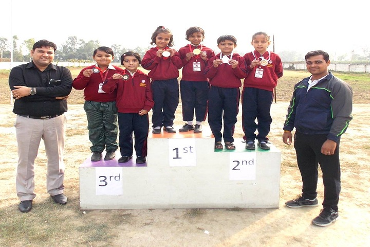 Ishwar International School-Winners