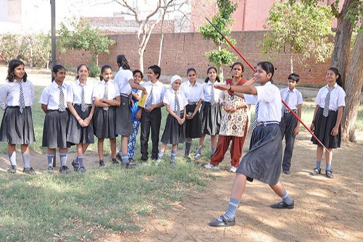 J D K D E S Public School-Sports