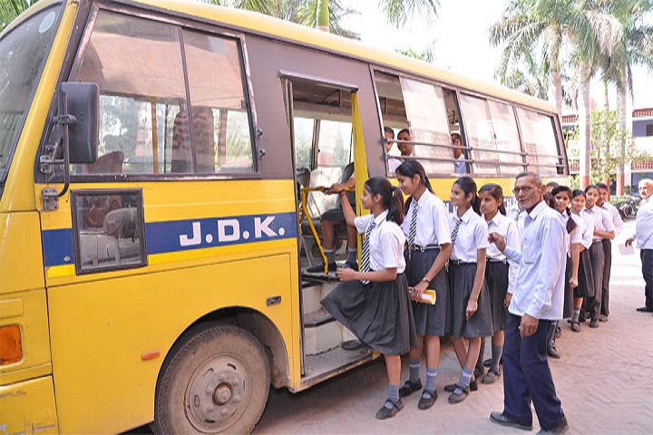J D K D E S Public School-Transport