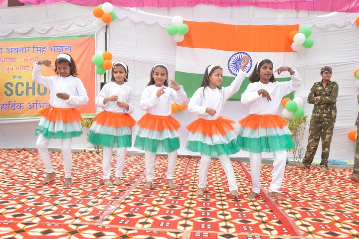 J D Public School-Independance Day