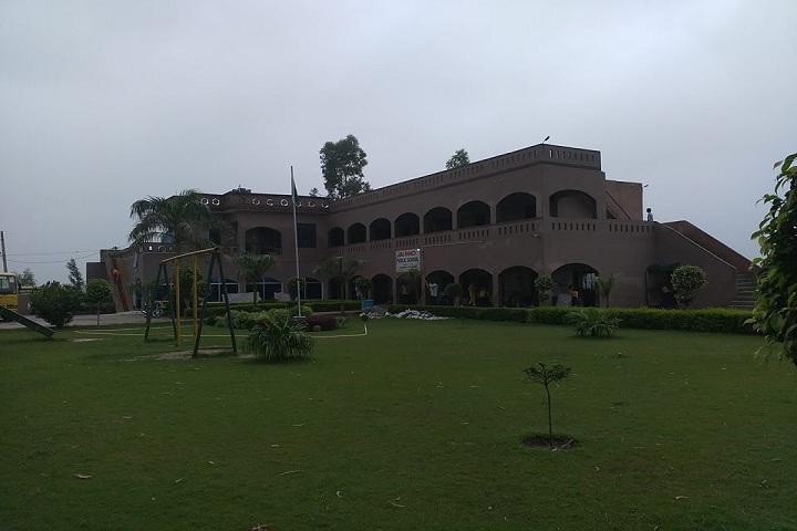 Jai Hind High School-Campus