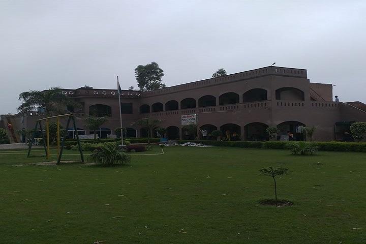 Jai Hind High School-Play Ground