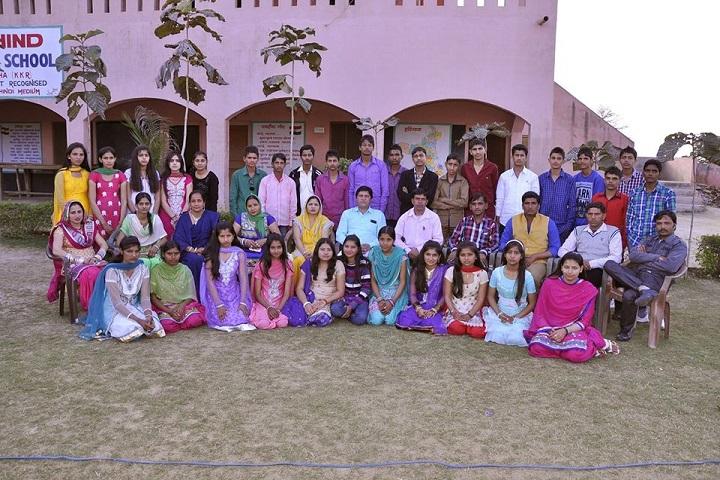 Jai Hind High School-Staff