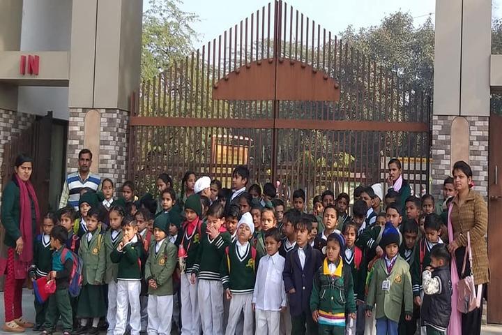 Jai Hind Public School-Excursion