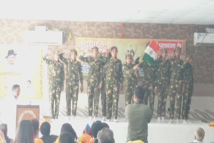 Jai Hind Public School-Independence Day