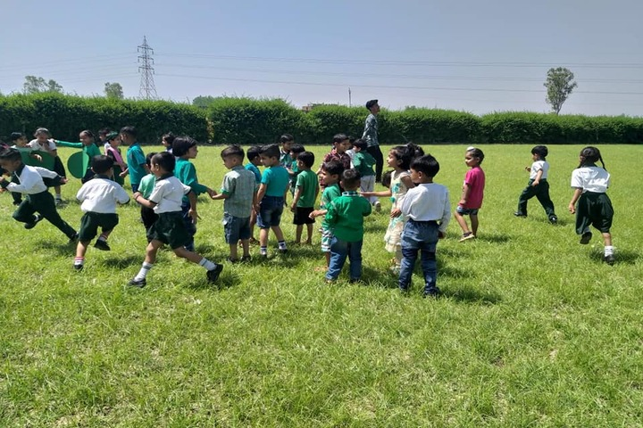 Jai Hind Public School-Play Ground