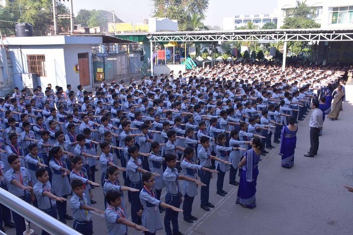 Jain Public School-Assembly