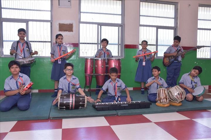 Jain Public School-Music Room