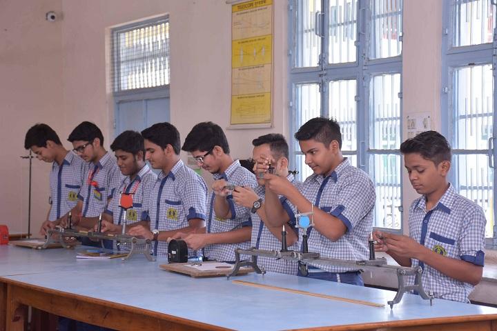 Jain Public School-Physics Lab