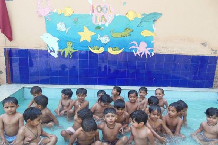 Jain Vidya Mandir High School-Swimming Pool