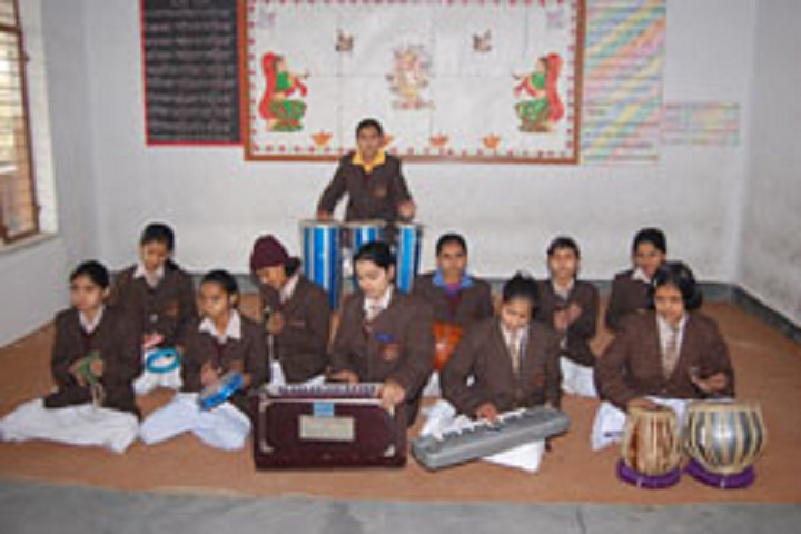 Jain Vidya Mandir High School-Music and Dance Room