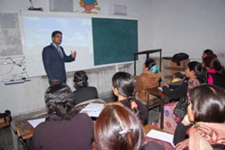 Jain Vidya Mandir High School-Smart-class