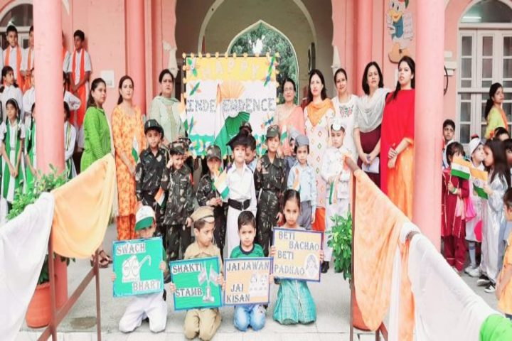 Jainendra Public School-Activity