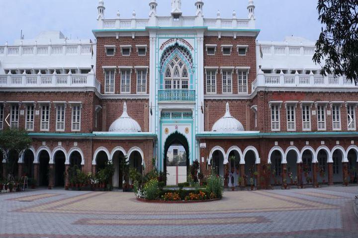 Jainendra Public School-Campus