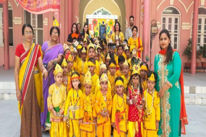 Jainendra Public School-Festival Celebrations