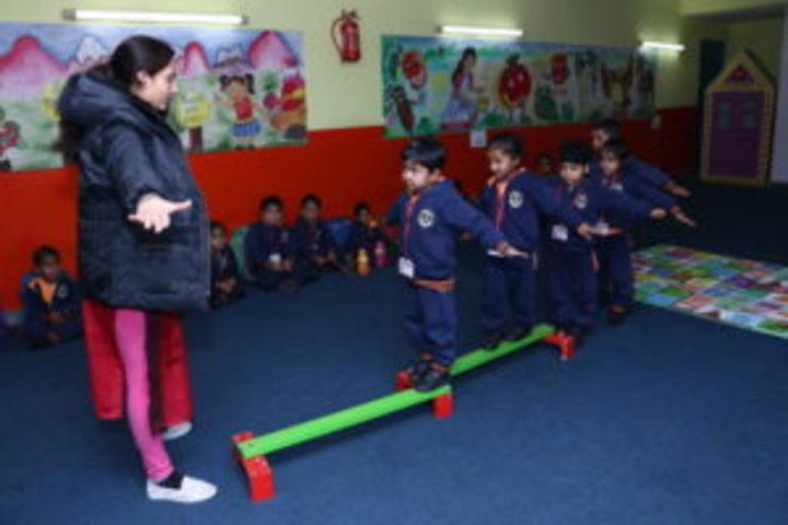 Jainendra Public School-Junior Activity