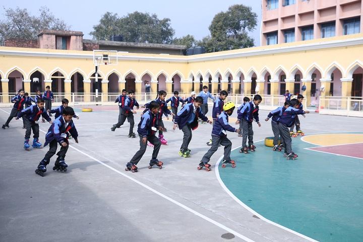 Jainendra Public School-Skating