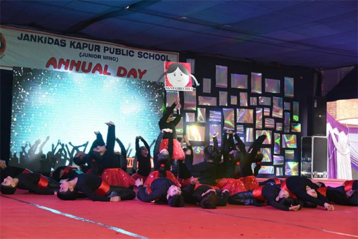 Jankidas Kapur Public School-Annual Day