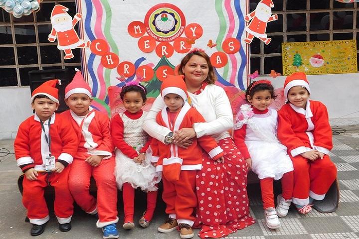 Jankidas Kapur Public School-Christmas Day