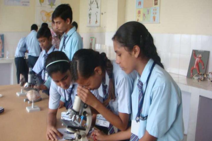 Jankiji Global Public School-Lab