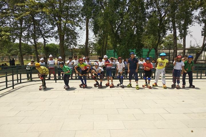Jankiji Global Public School-Sports Activity