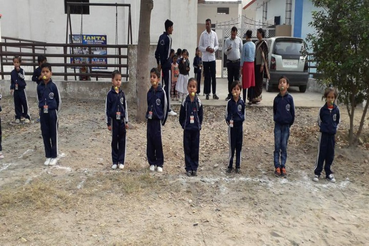 Janta Adarsh Satydev Sr Sec School-Activity