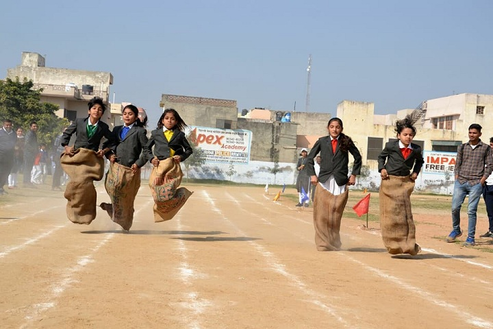 Jat Shining Star Public School-Sports Activities