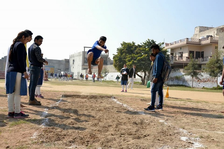 Jat Shining Star Public School-Games