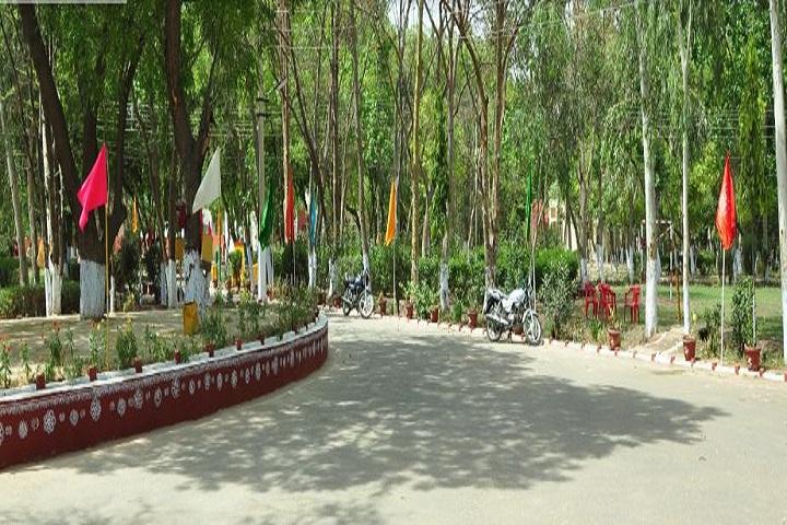 Jawahar Navodaya Vidyalaya-Inside School View
