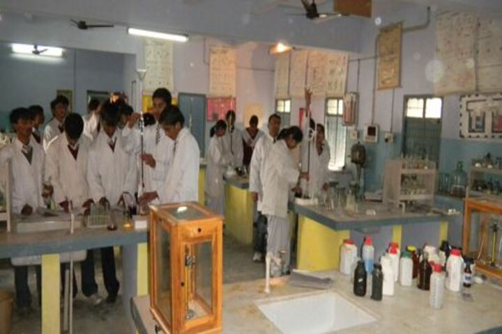 Jawahar Navodaya Vidyalaya-Science Lab