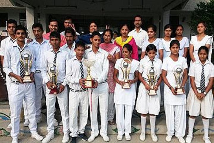 Jawahar Navodaya Vidyalya-Award Winning