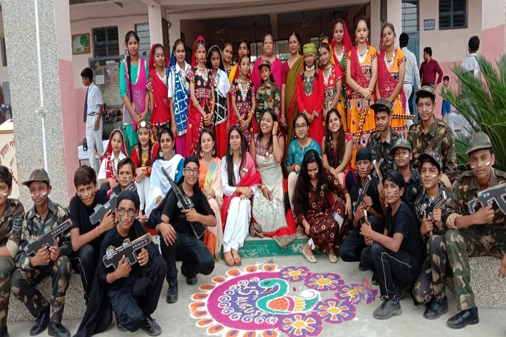 Jawahar Navodaya Vidyalaya-Independence Day Celebration