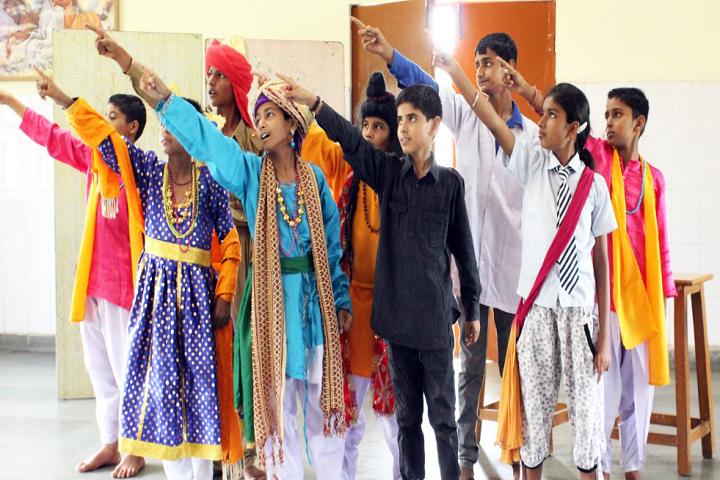 Jawahar Navodaya Vidyalaya-Programms
