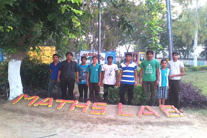 Jawahar Navodaya Vidyalaya-Math Lab Activity