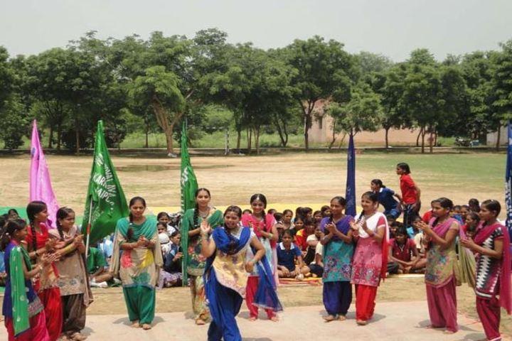 Jawahar Navodaya Vidyalaya- Dance